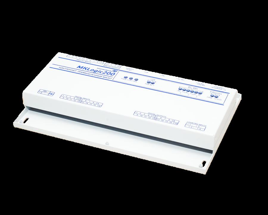 Корпус программируемого логического контроллера (ПЛК) СЕРИИ MK Logic200